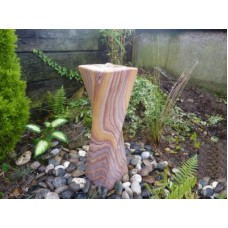 DRILLED RAINBOW TWIST WATER FEATURE
