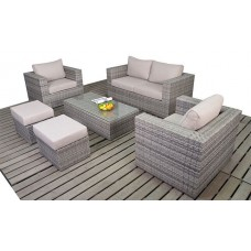 RUSTIC SMALL SOFA SET (WGF 405)