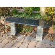 Acton bench with bullnosed smooth edge