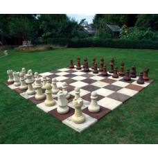 CHESS SET © WITH BOARD