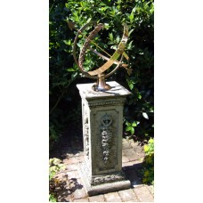 FLORAL LARGE ARMILLARY ©